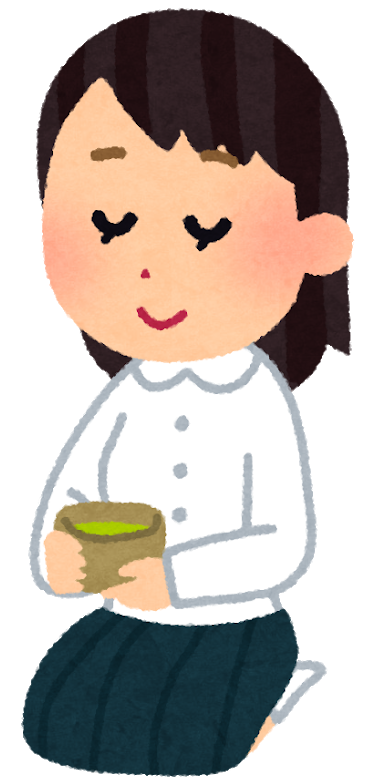 長野県伊那市の竹松成仙茶道教室「茶道体験」